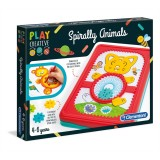 Clementoni Play Creative Spiral Hayvanlar 15275