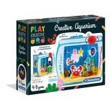 Clementoni Play Creative Yaratıcı Akvaryum 15283