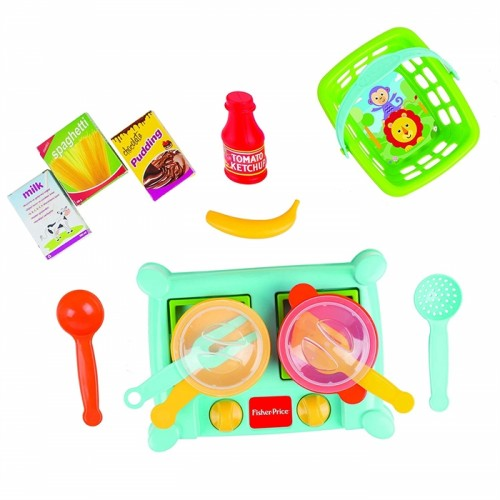 Fisher Price 1822 Cooker Set