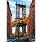 Educa Puzzle Manhattan Bridge 1000 Parça Puzzle 17100