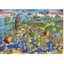 Educa 1000 Puzzle European World 16752