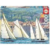 Educa 1000 Puzzle Sailing At Saint Tropez 16755