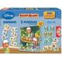Educa Handy Manny Superpack - Domino - Puzzle - Hafıza Oyunu 14406