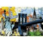 Educa 1500 Parça Puzzle Urban Freedom 17120
