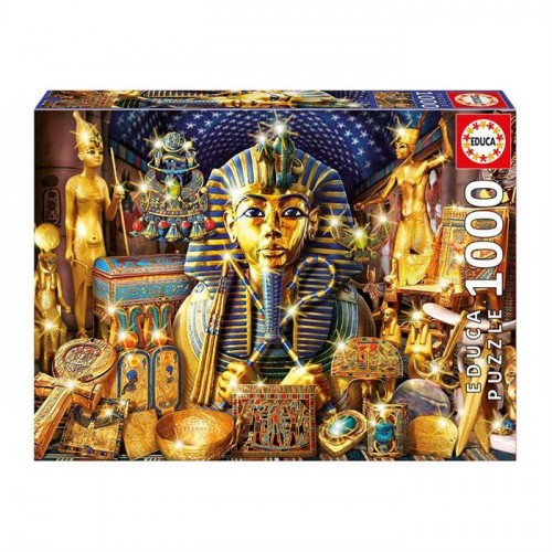 Educa 1000 Puzzle Treasures Of Egyp 16751