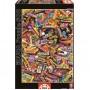 Educa 500 Parça Puzzle Chocolate Bars 15513
