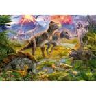 Educa 500 Parça Puzzle Dinosaur Gathering 15969