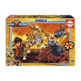 Educa Çocuk Invizimals - 100 Parça Puzzle 16178