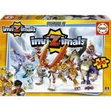 Educa Çocuk Invizimals - 300 Parça Puzzle 16180