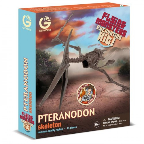 Geoworld Dino Kazı Seti Pteranodon Cl755K