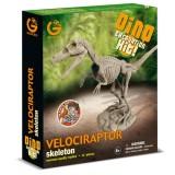 Geoworld Dino Kazı Seti Velociraptor Cl736K