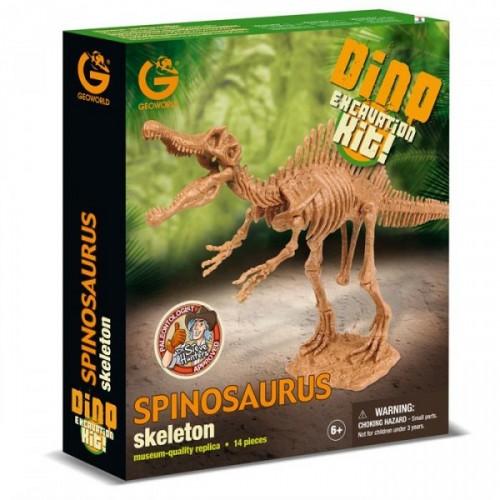 Geoworld Dino Kazı Seti Spinosaurus Cl743K