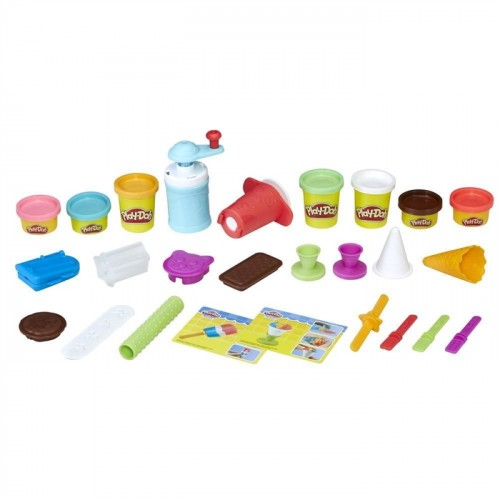 Play-Doh Dondurma Partisi E0042