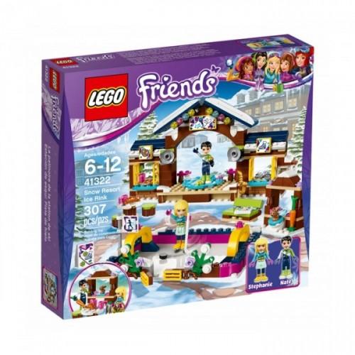Lego Friends Resort Ice Rink 41322