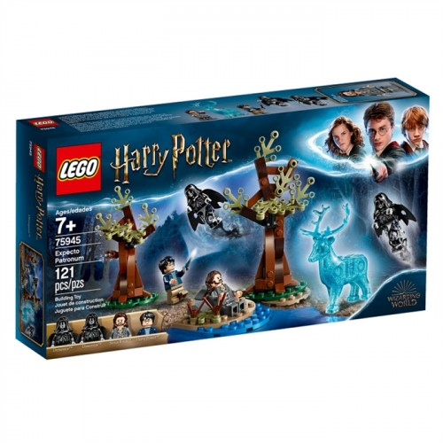Lego 75945 Harry Potter Expecto Patronum-6