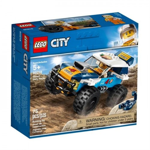 Lego City Desert Rally Racer 60218