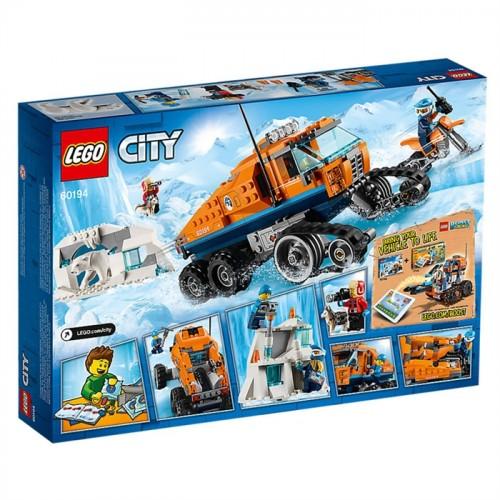 Lego City Kutup İzci Kamyonu 60194