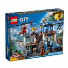 Lego City Polis Mountain Police Hq 60174
