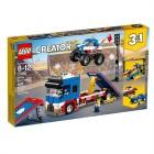 Lego Creator Araç Akrobasi Gösterisi 31085