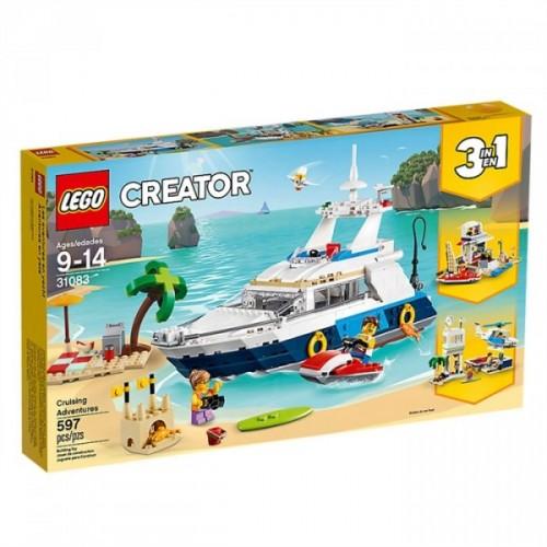 Lego Creator Seyir Maceraları 31083