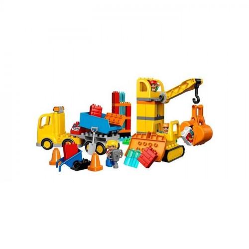 Lego Duplo Büyük İnşaat Sahası 10813