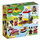 Lego Duplo Mickey'nin Teknesi 10881