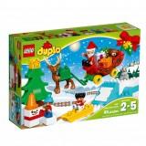 Lego Duplo Town Santas W Holiday 10837