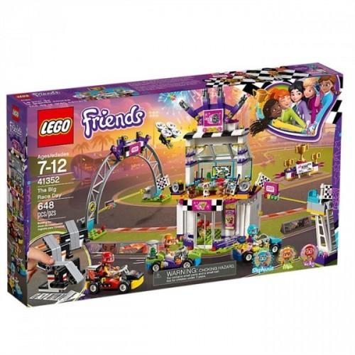 Lego Friends Big Race Day 41352