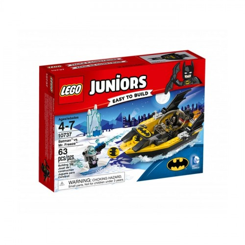 Lego Juniors Batman Mr Freezee Karşı 10737
