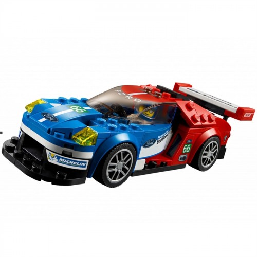 Lego Speed Champions 2016 And 1966 Ford 75881