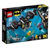 Lego Super Heroes Batman Batsub 76116