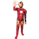 Ironman Çocuk Kostümü 00916 7-9 Yaş