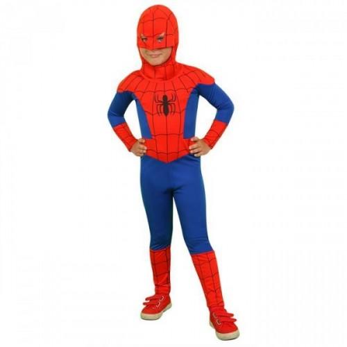 Spiderman Çocuk Kostümü 00563 4-6Yas