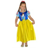 Disney Pamuk Prenses Çocuk Kostümü 00586 2-3 Yas