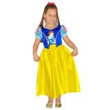 Disney Pamuk Prenses Çocuk Kostümü 00588 7-9 Yas