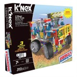 K'Nex 4 Çeker Kamyon (Motorlu) Building Set 11414