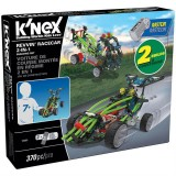 K'Nex Yarış Araçları 2 Model (Motorlu) Building Set 16005