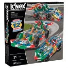 K'Nex 12 Farklı Model Araç Seti Building Set 25525