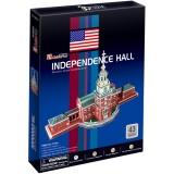 Cubic Fun 3D Bağımsızlık Salonu - ABD C120H