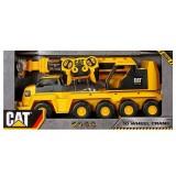 Cat Kablo Kumandalı Sesli - Işıklı Büyük Vinç 36663