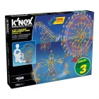 K'nex Klasik Lunapark Seti (Motorlu) Thrill Rides 17035