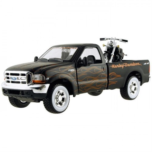 Maisto 1999 Ford F-350 1:27 Duty Pick Up 32181