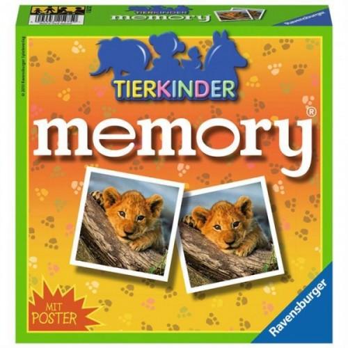 Ravensburger Tierkinder Memory 212750