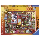 Ravensburger 1000 Parça Kırmızı Kutu Puzzle (Colin Thompson) 193981