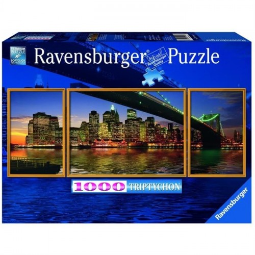 Ravensburger Brooklyn Bridge (1000 Parça) 199068