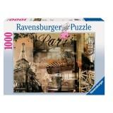 Ravensburger 1000 Puzzle Paris Hatirasi 157297