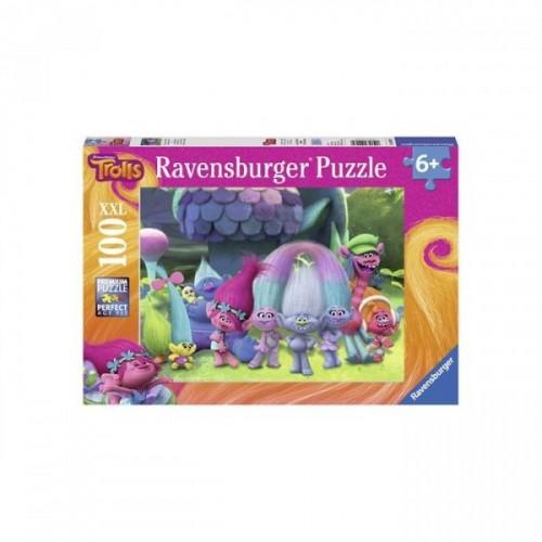Ravensburger Çocuk Puzzle Trolls 109289