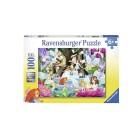 Ravensburger Çocuk Fairy Night 100 Parça Puzzle 109425