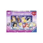 Ravensburger Çocuk Prensesler 2x24 Puzzle 088720