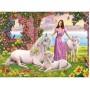 Ravensburger Cocuk Güzel Prenses 150 Parça Puzzle 100088